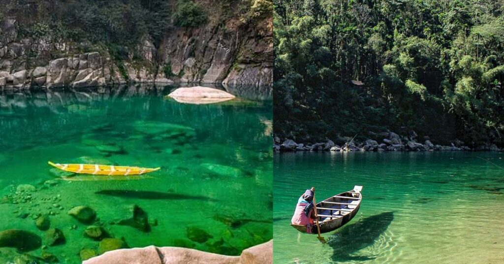 Top 4 unexplored places in Meghalaya